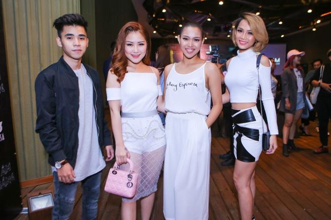 Huong Tram, Noo Phuoc Thinh tham gia The Remix mua hai hinh anh 1