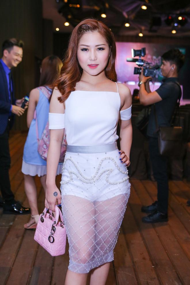 Huong Tram, Noo Phuoc Thinh tham gia The Remix mua hai hinh anh 2