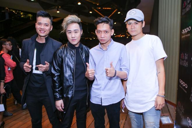 The Remix 2016 doi mat nguy co mat suc hut hinh anh 1