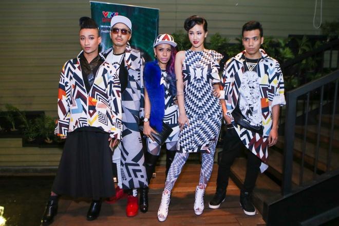 Huong Tram, Noo Phuoc Thinh tham gia The Remix mua hai hinh anh 3
