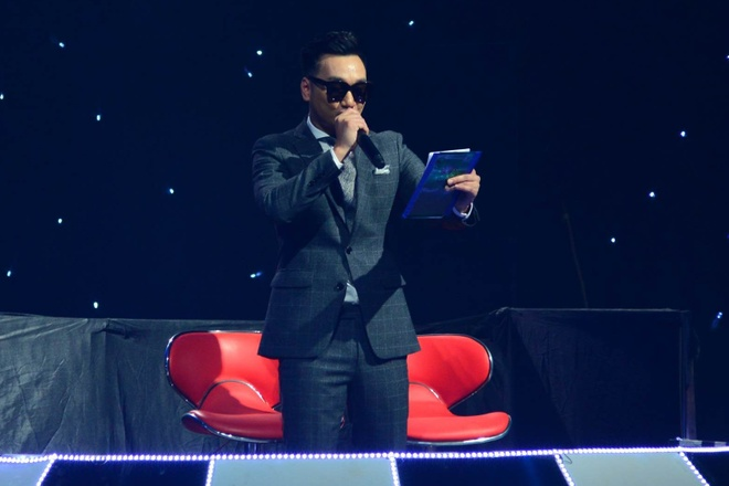 MC Thanh Trung bi che ngay lan dau dan The Remix hinh anh 4