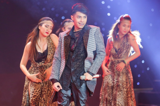 Noo khong tham gia live show The Remix co Son Tung cham diem hinh anh 2
