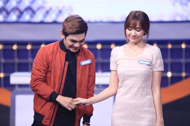 Hari Won hao hung khi lam nguoi choi o game show hinh anh 5