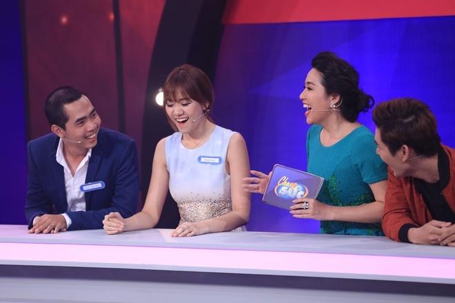 Hari Won hao hung khi lam nguoi choi o game show hinh anh 3
