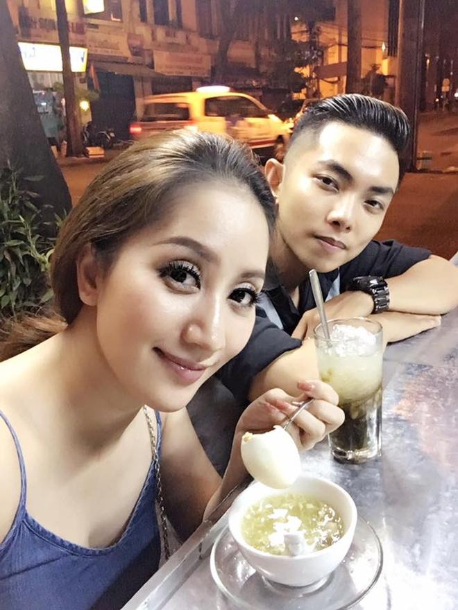 Khanh Thi: 'Phan Hien tung tu tay giat do cho toi' hinh anh 1