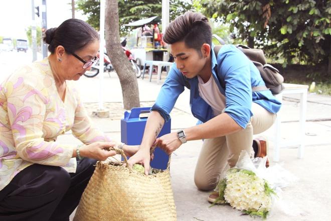 Jun Pham (365) moi 'co giao Khanh' dong chung MV don Tet hinh anh 1