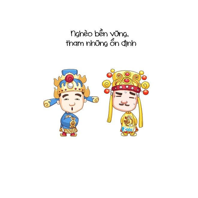Chibi hai huoc ve nhung cau noi an tuong trong Tao quan 2016 hinh anh 11