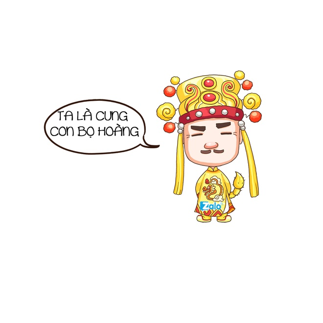 Chibi hai huoc ve nhung cau noi an tuong trong Tao quan 2016 hinh anh 6