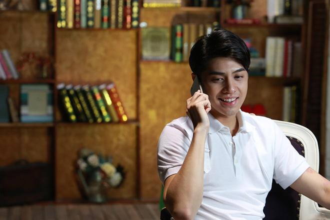 Noo Phuoc Thinh yeu Toc Tien cuong nhiet trong MV Valentine hinh anh 3