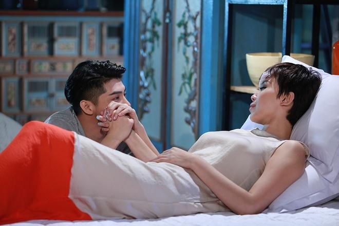 Noo Phuoc Thinh yeu Toc Tien cuong nhiet trong MV Valentine hinh anh 5