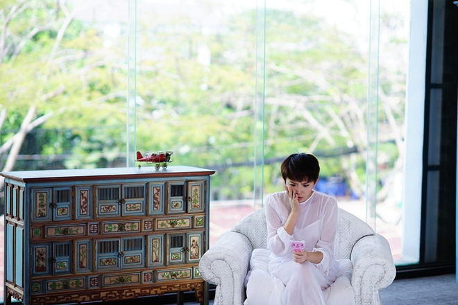 Noo Phuoc Thinh yeu Toc Tien cuong nhiet trong MV Valentine hinh anh 6