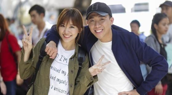 Tran Thanh - Hari Won don Valentine muon cung khan gia hinh anh