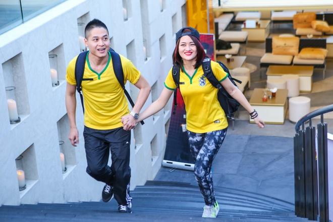 Tien Dat, Nhan Phuc Vinh tro lai Cuoc dua ky thu 2016 hinh anh 5