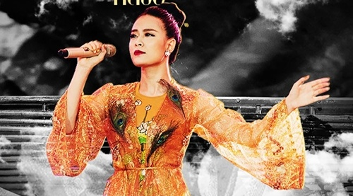 Maya, Hoang Thuy Linh mang nhac Trinh len san khau The Remix hinh anh