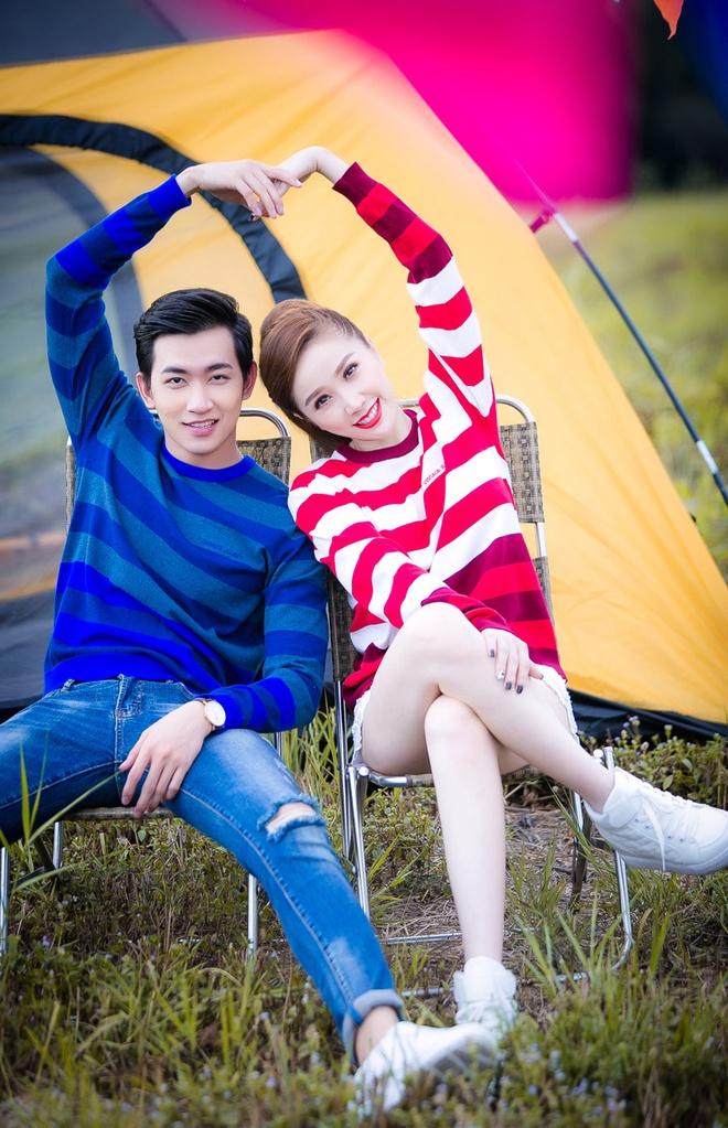 Bao Thy mang chuyen ngoai tinh vao MV moi hinh anh 2