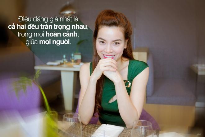Nhung phat ngon chac nich cua Ha Ho ve chuyen yeu hinh anh 8