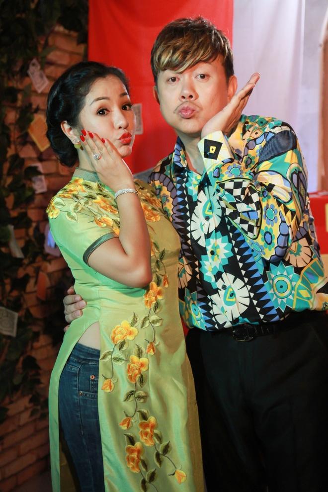 Chi Tai gia thay boi de cua cam Thuy Nga hinh anh 1