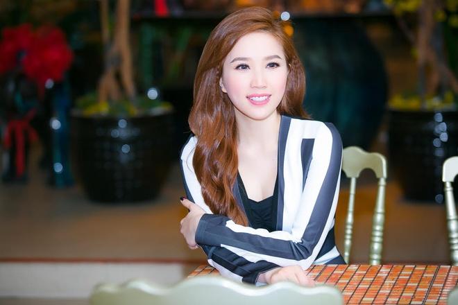 Bao Thy mang chuyen ngoai tinh vao MV moi hinh anh 1