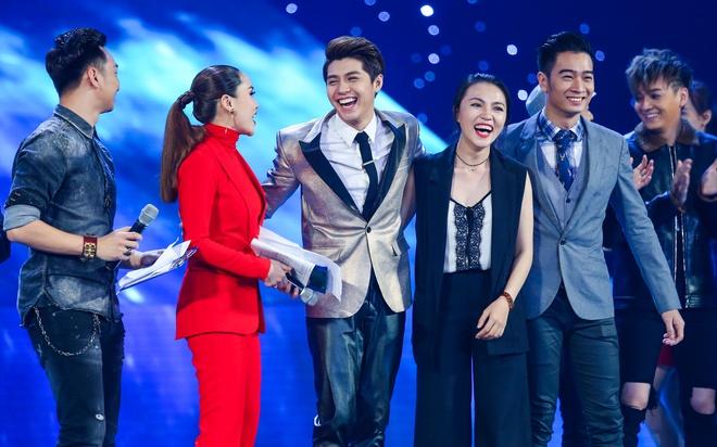 SlimV: 'Noo va Son Tung la 2 chieu huong hoan toan khac' hinh anh 1