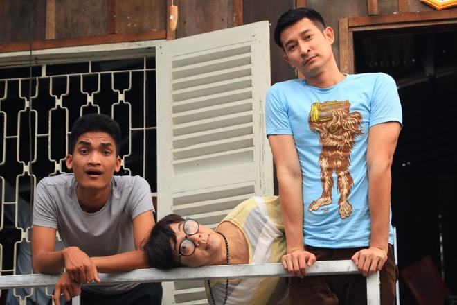 Thuy Tien doi ten phim 'Diep vu 3 lo' vi nhay cam hinh anh 2