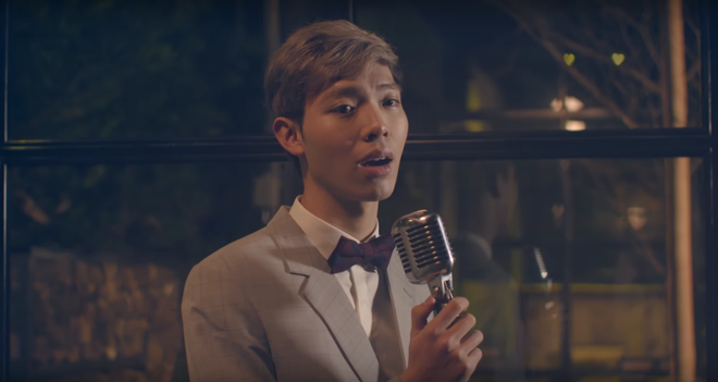 Truong Giang tinh cam voi Phuong Trinh trong MV nhac phim hinh anh 2