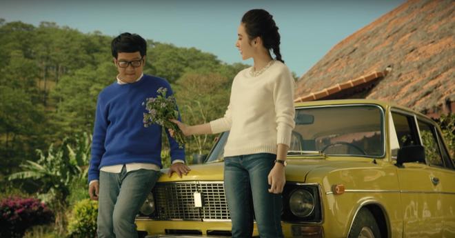 Truong Giang tinh cam voi Phuong Trinh trong MV nhac phim hinh anh 1