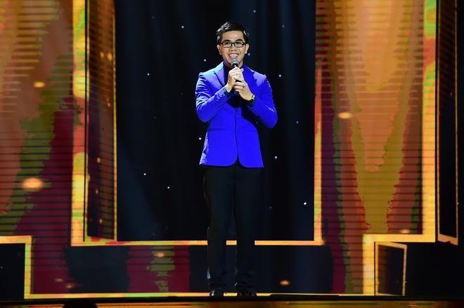 Hot boy 18 tuoi khien Quang Linh thich thu khi hat bolero hinh anh 5