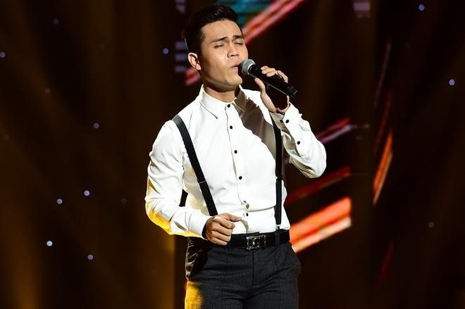 Hot boy 18 tuoi khien Quang Linh thich thu khi hat bolero hinh anh 8