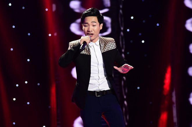 Hot boy 18 tuoi khien Quang Linh thich thu khi hat bolero hinh anh 6