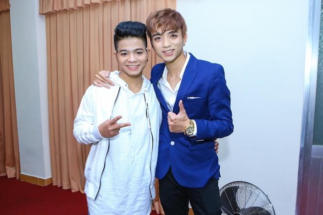 Quang Anh The Voice Kids banh bao o tuoi 15 hinh anh 2
