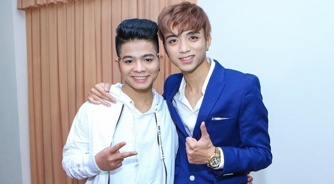 Quang Anh The Voice Kids banh bao o tuoi 15 hinh anh