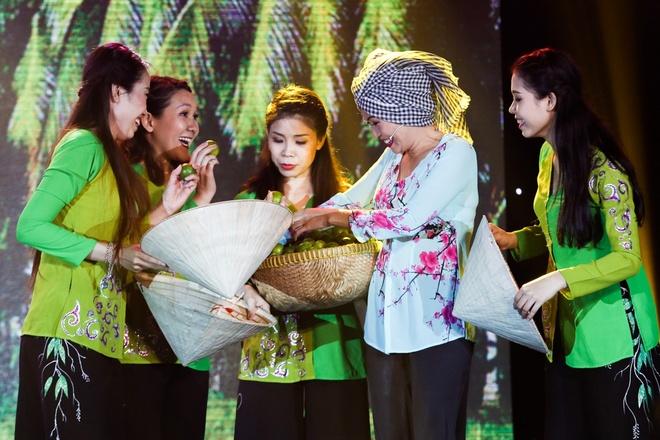 Minh Hang goi cam, Phuong Thanh lam gai que hinh anh 3