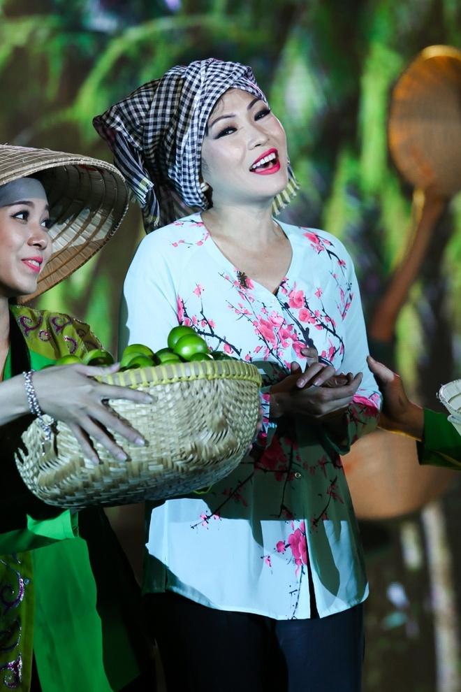 Minh Hang goi cam, Phuong Thanh lam gai que hinh anh 4