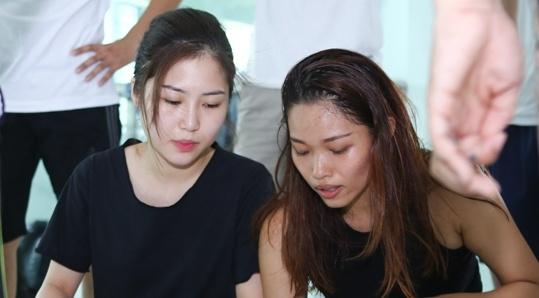 Bui Anh Tuan tai hop Huong Tram tai chung ket The Remix hinh anh