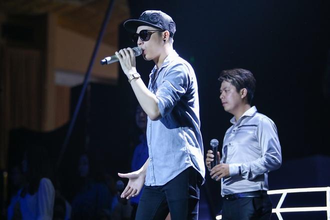 Minh Hang tham gia tong duyet chung ket The Remix hinh anh 6