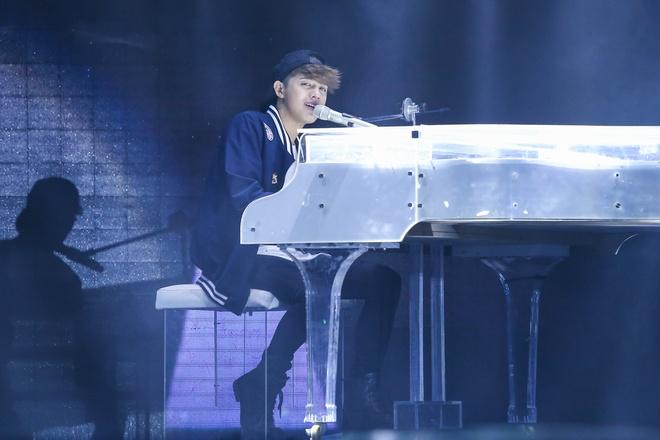 Minh Hang tham gia tong duyet chung ket The Remix hinh anh 7