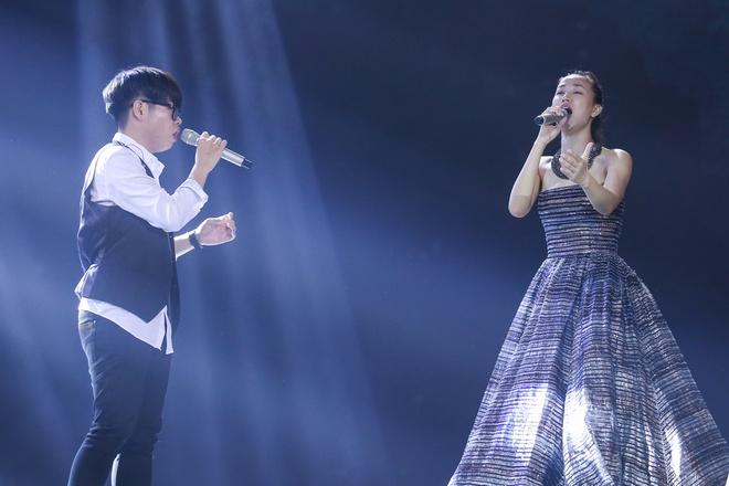 Minh Hang tham gia tong duyet chung ket The Remix hinh anh 5