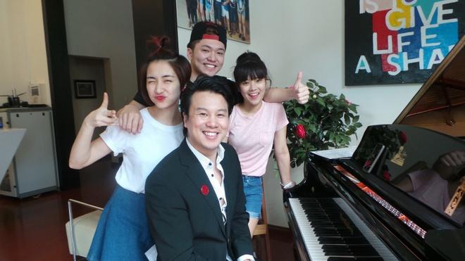 Thanh Bui: 'Da den luc phai dung cac game show nhi' hinh anh 1
