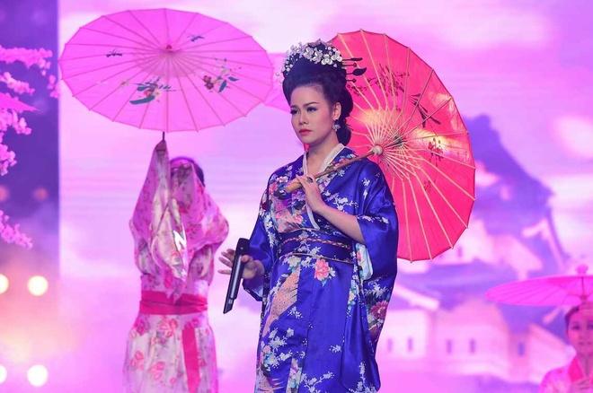 Nhat Kim Anh lam geisha hat bolero hinh anh 2