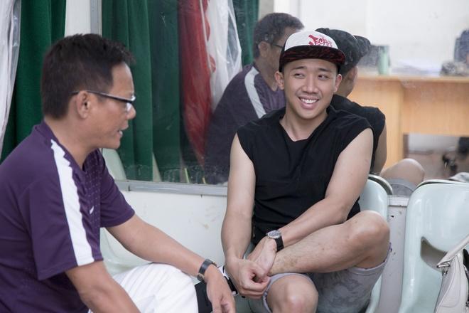 Tran Thanh cang thang tap luyen cho live show hinh anh 6