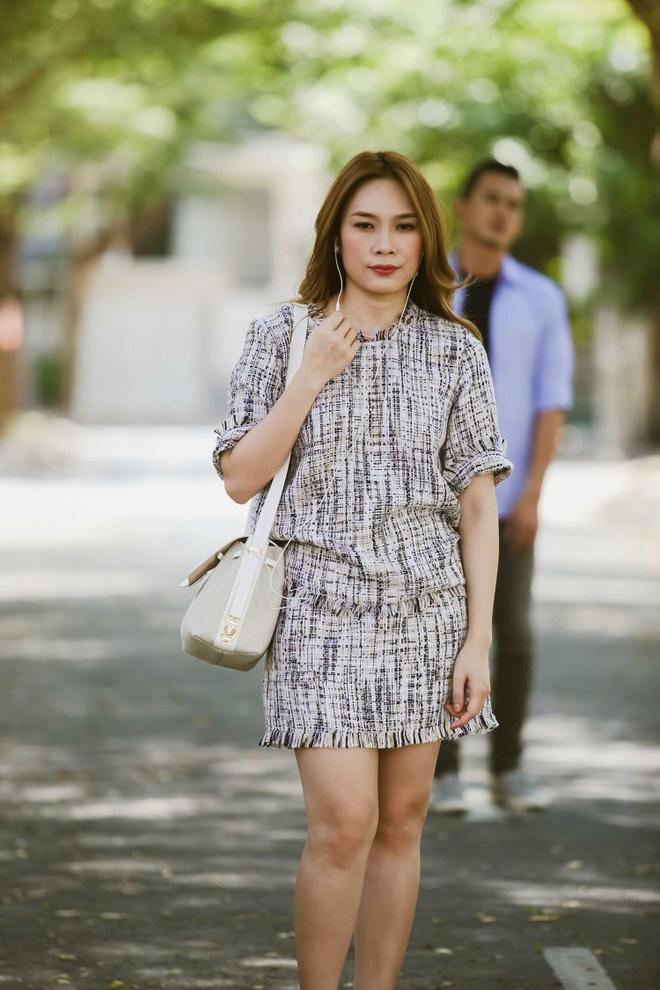 My Tam viet tiep chuyen tinh voi Luong The Thanh trong MV hinh anh 7