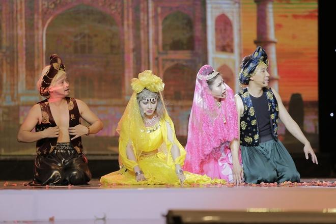 Live show ky niem 10 nam cua Tran Thanh anh 3