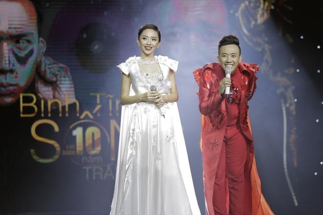 Live show ky niem 10 nam cua Tran Thanh anh 4