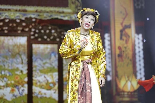Tran Thanh muon cuoi nguoi nhu Hari Won trong live show hinh anh 6