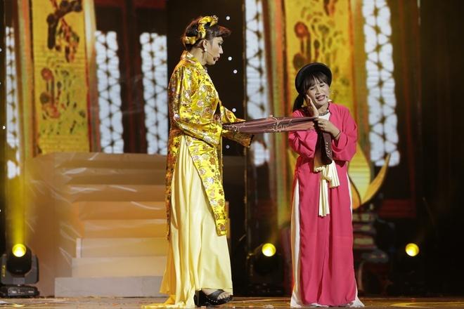 Tran Thanh muon cuoi nguoi nhu Hari Won trong live show hinh anh 7