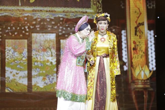 Live show ky niem 10 nam cua Tran Thanh anh 1