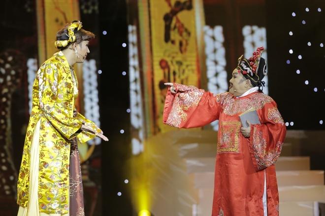 Tran Thanh muon cuoi nguoi nhu Hari Won trong live show hinh anh 9