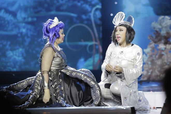 Live show ky niem 10 nam cua Tran Thanh anh 2