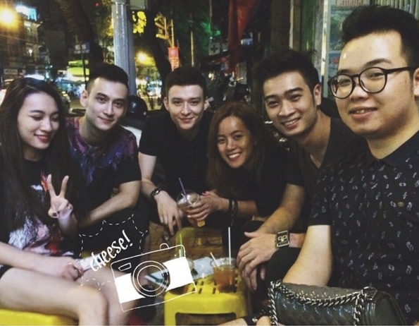 SlimV: 'Hoang Touliver khong phai doi thu cua toi' hinh anh 4