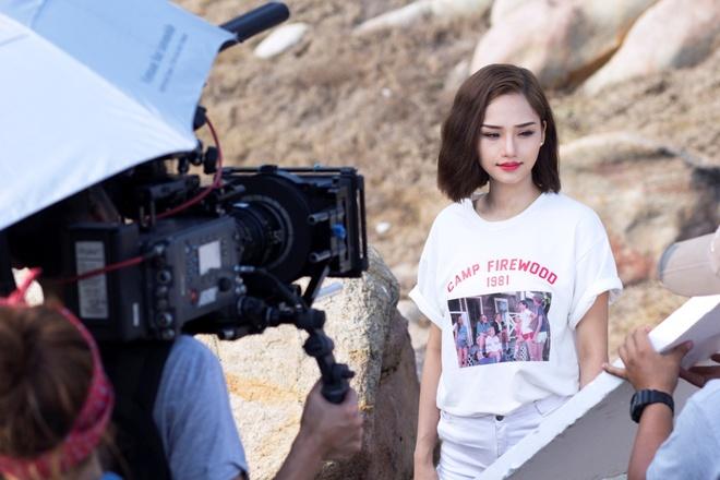 Miu Le xoa bo hinh anh 'ba noi' trong MV moi hinh anh 2